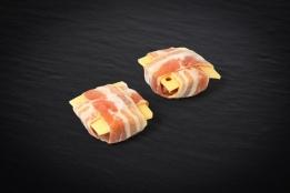Carré de porc au lard (x2)