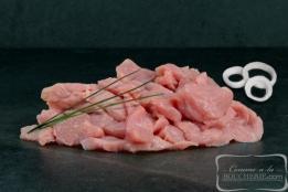 Emincé de veau (spécial wok !)