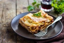 Lasagnes à la bolognaise pour 4 personnes