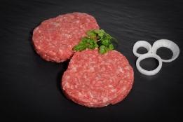 Steak haché 15% de mg (8 pièces)