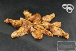 Wings de poulet au paprika
