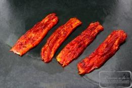 Poitrine de porc marinée barbecue