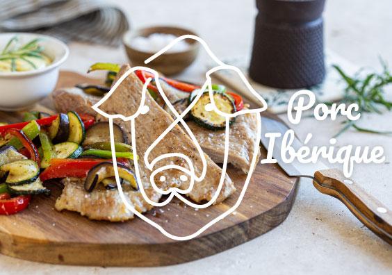 Porc ibérique : donnez un goût de vacances à vos repas