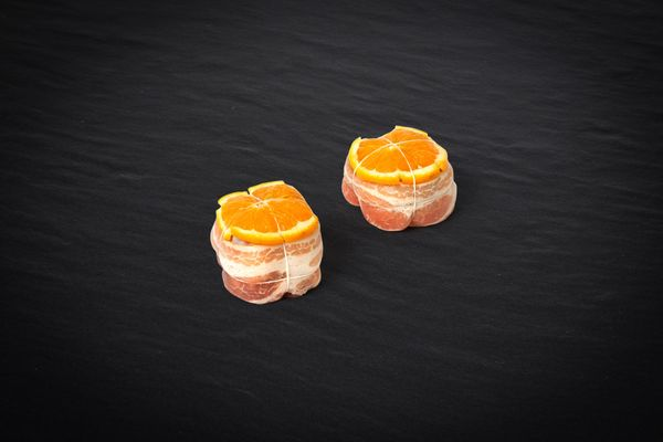 Paupiette de Canard à l'orange (x2)