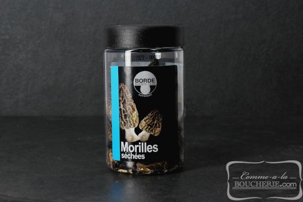 Morilles séchées extra