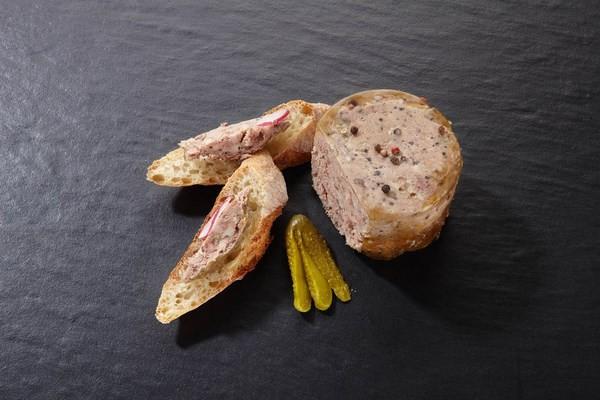 Petit Paté du Cantal - 180g (Conserve)