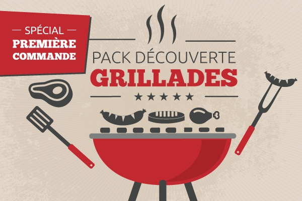 pack découverte barbecue