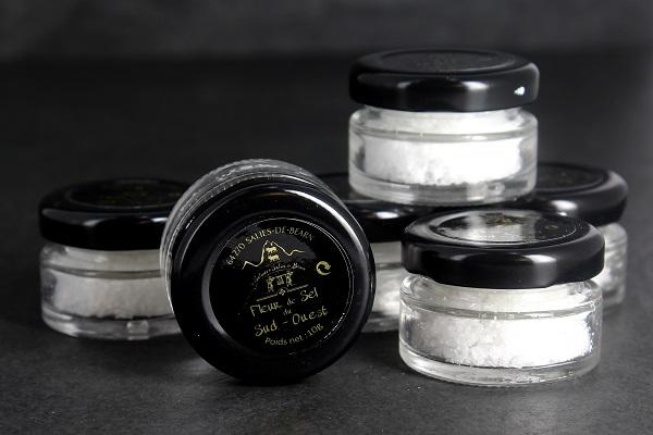 Cote de boeuf supérieure + 1 verrine de fleur de sel offerte