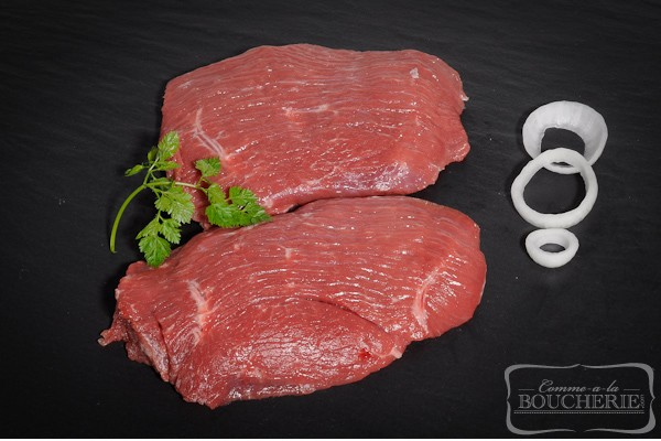 Steak de gigot (sans os)
