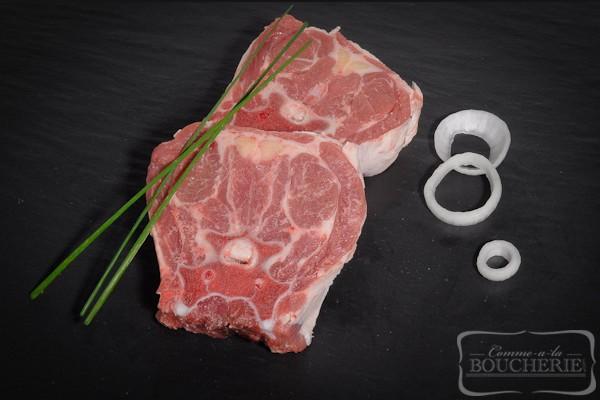 Achat collier d 39 agneau fran ais coup en ligne comme la boucherie - Comment cuisiner le collier d agneau ...