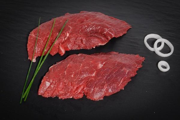 Steak de rumsteck Salers