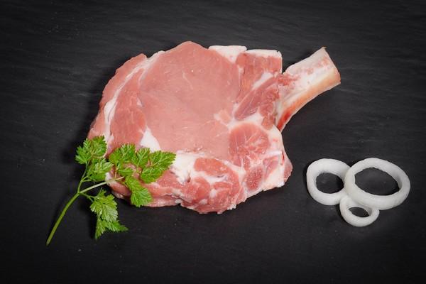 Côte de veau royale (étalonnée et manchonnée)