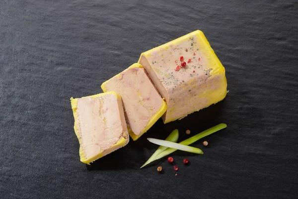 Foie gras de canard entier mi-cuit - Terrine 180g