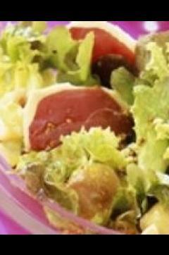 Recette de Salade ardéchoise