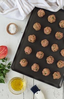 Recette de ASTUCES & CONSEILS - Cuisson light pour boulettes de veau