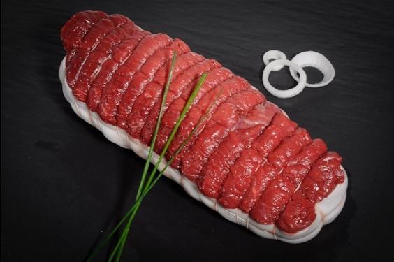 Rosbif supérieur race à viande origine France (tranche)