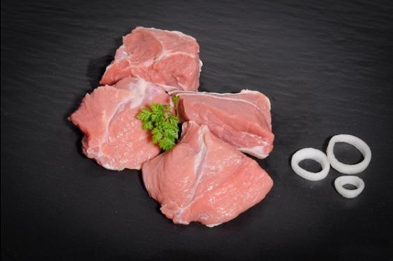 Blanquette de veau (épaule, bas carré)